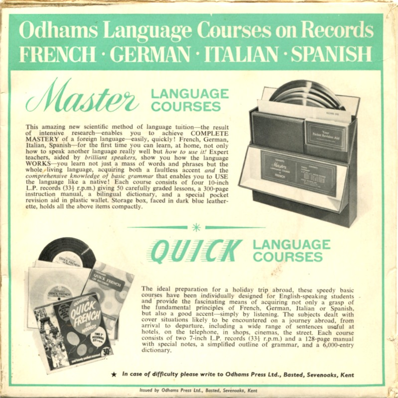 Odhams Master Language Course Publicity.jpg