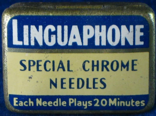 Linguaphone Needles.png