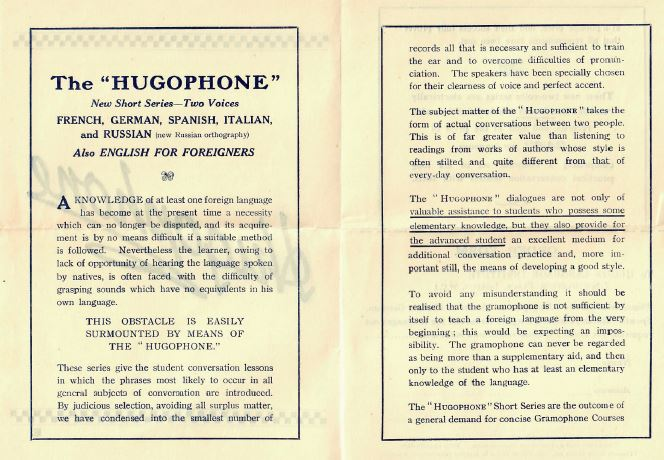 Hugophone Records (Advertisement).JPG